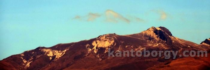 Naturaleza viva, Cotopaxi Erupción, Leonardo S Vivar