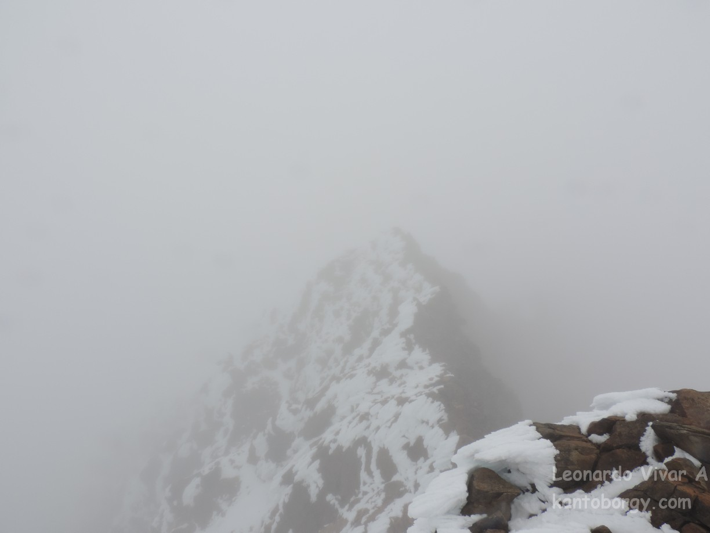 Criaturas del hielo, roca, nieve, sol y agua